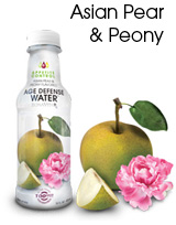 Asian Pear & Peony Bottle Image